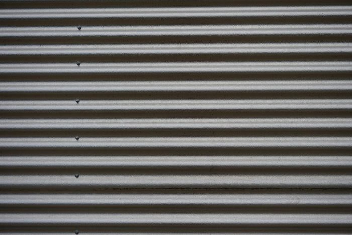 Picture of Metal Roofing Sheet